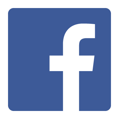 facebook flat vector logo
